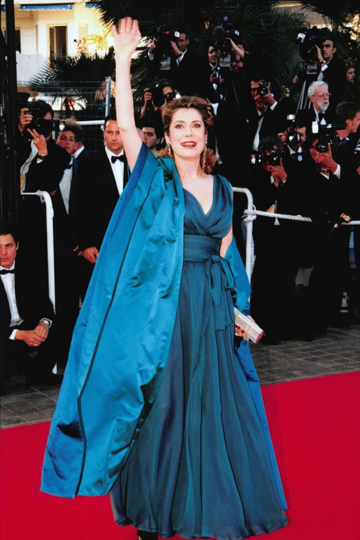Catherine en Cannes